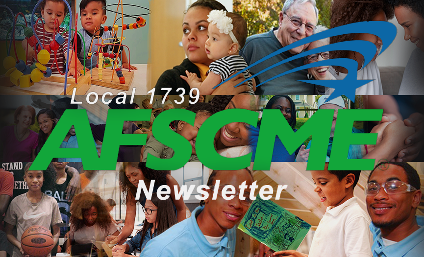 AFSCME Local 1739 Newsletter – Winter 2020