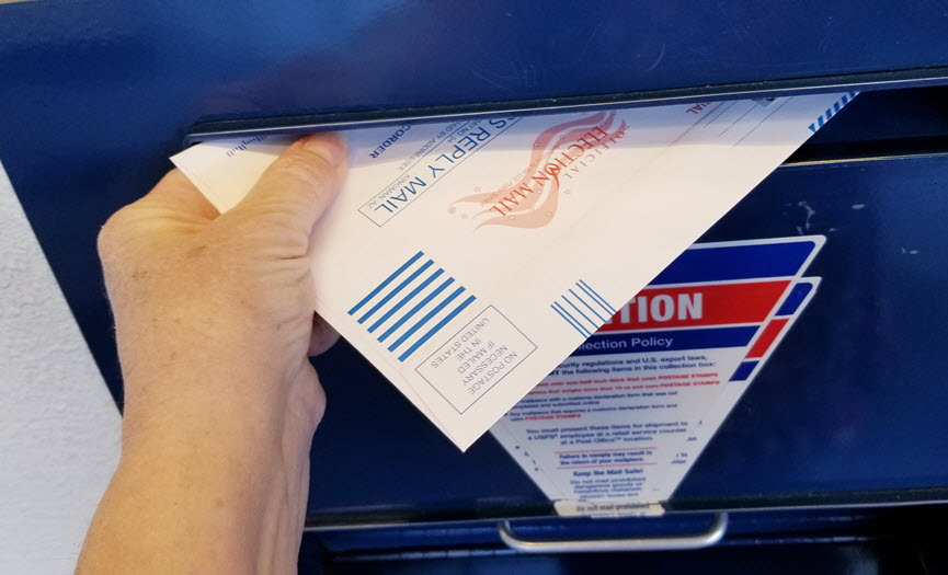 Mail In Voting: Make it the New Normal