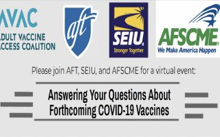 WEBINAR: Answering Your Questions About Forthcoming COVID-19 Vaccines