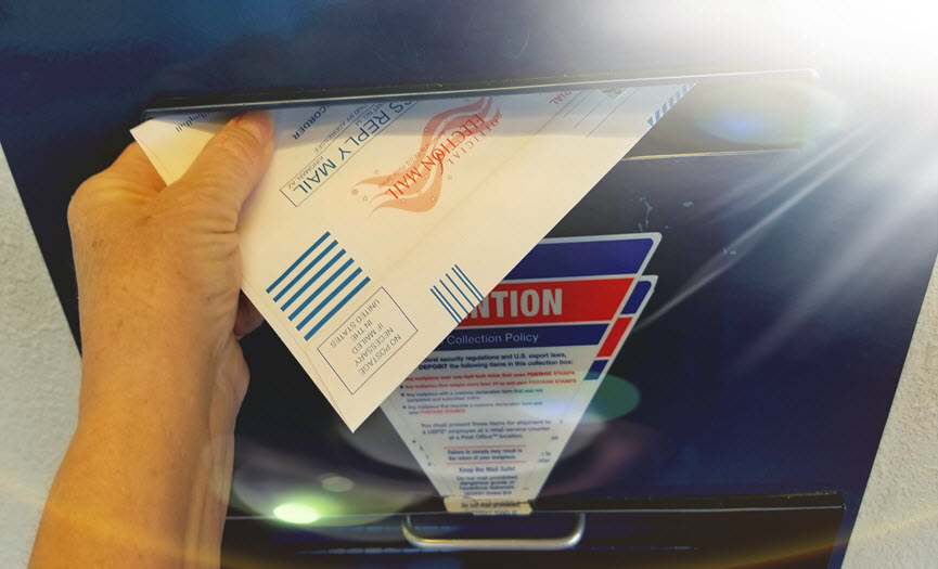 DEADLINE: Request a Mail-in or Absentee Ballot